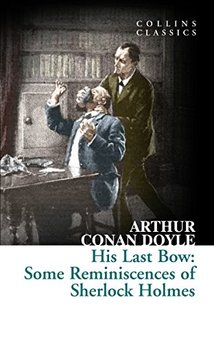 His Last Bow Cover Image