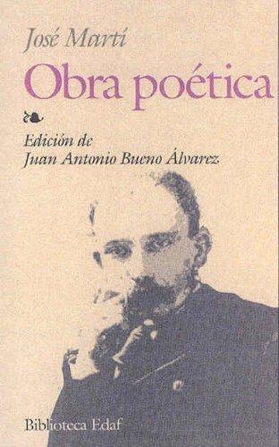 Obra Poetica- José Martí (Biblioteca Edaf)