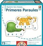 Educa Borrás 15336 - Aprenc Les Meves Primeres Paraules