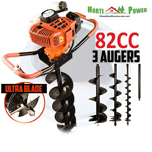 82cc-post-hole-digger-auger-petrol-drill-bit-fence-earth-borer-100-150-200-ultrasharp-blades