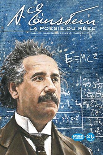 Einstein : la poésie du réel | Kahil, Marwan. Scénariste