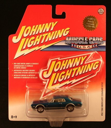 Wally Janiszewski's 1969 DODGE DART SWINGER 340 * MUSCLE CARS U.S.A. * 2004 Johnny Lightning Die-Cast Vehicle & Collector Trading Card (Cars Diecast Lightning Johnny)