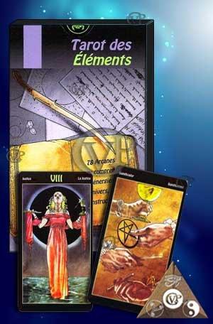 Tarot des Eléments (78 Lames)