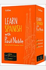 Learn Spanish with Paul Noble – Complete Course: Spanish made easy with your bestselling personal language coach Audio CD
