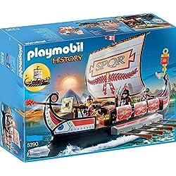 Playmobil - Galera Romana (5390)