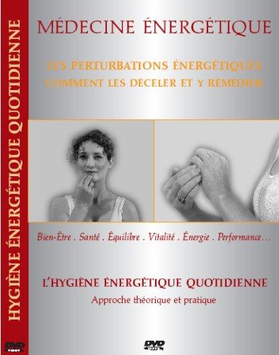 DVD Médecine Energétique Vol 1 - Les perturbations énergétiques, comment les déceler et y remédier par