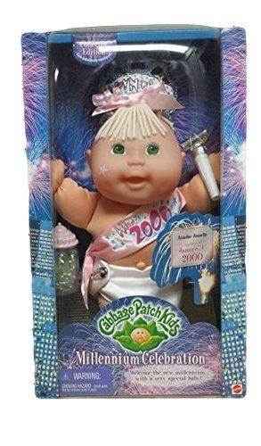 cabbage-patch-kids-millennium-celebration-doll-by-matel-by-2000-mattel