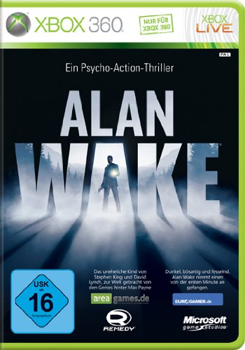 Alan Wake - 360 Horror Xbox