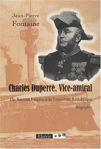 Charles Duperré, Vice Amiral