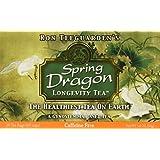 Dragon Herbs, Spring Dragon Longevity Tea, Caffeine Free, 20 Tea Bags, 1.8 oz (50 g)
