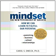 Mindset: The New Psychology of Success (Your Coach in a Box)