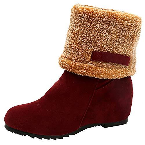 af180ac7 Zapatillas para Mujer by BaZhaHei, Zapatos de Invierno de Mujer de Las.