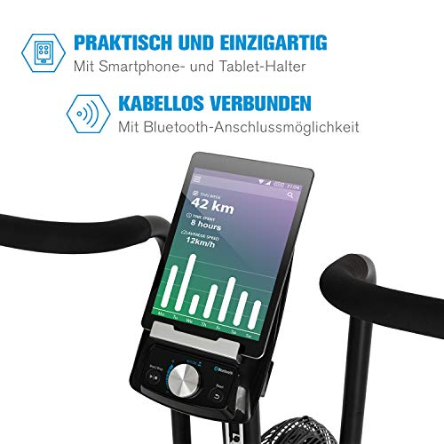 Capital Sports Strike Bike Heimtrainer Fahrrad Bild 5*