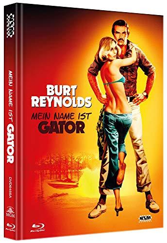 Mein Name ist Gator [Blu-Ray+DVD] - uncut - auf 333 Stück limitiertes Mediabook Cover A -
