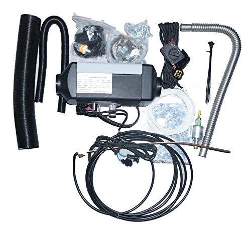 Preisvergleich Produktbild drivworld Air 2 kW 24 V Parkplatz Benzin mit Controller schwenkbar für Auto Camping oder Pullman ect. (Benzin Air 2 kW 24 V) AIR 2KW 24V