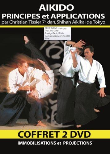 2 DVD Box Aikido Principes et Applications von Christian Tissier 7.Dan