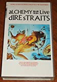 : DIRE STRAITS. ALCHEMY LIVE. DIGITALLY REMASTERED VIDEO & SOUNDTRACK. 1983 VHS VIDEO. 90 MINUTES
