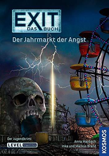 Preisvergleich Produktbild Exit - Das Buch - Der Jahrmarkt der Angst
