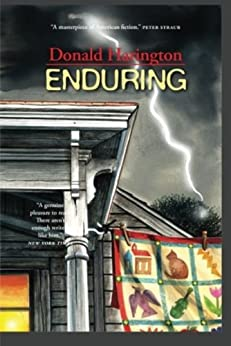 Enduring (Stay More series) by [Harington, Donald]