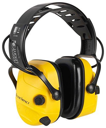 Honeywell 1010376 Howard Leight Impact Electronic Earmuff