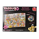 Jigsaw Puzzle - 1000 Pieces - Wasgij - Destiny : High Street Hassle