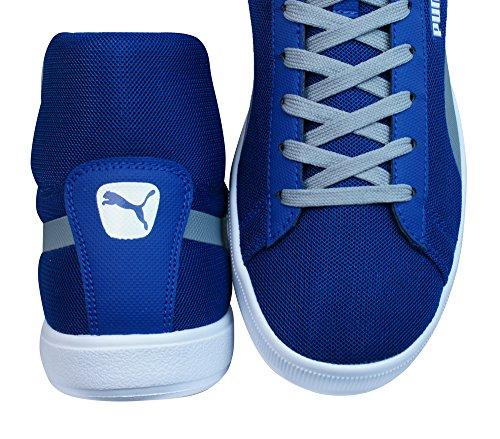 sneakers Puma Bleues - Archive_lite_mid_355890 blue