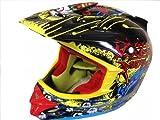 Nikko N-719 Motocrosshelm Größe XL