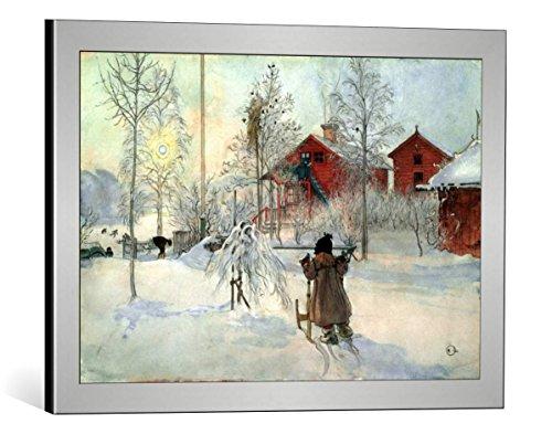 bild-mit-bilder-rahmen-carl-larsson-clarssondas-bauernhaus-udas-waschhaus-dekorativer-kunstdruck-hoc
