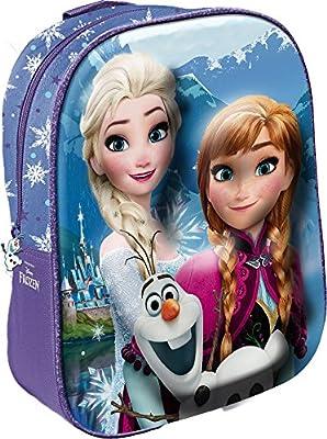 Toalla de Disney Frozen Mochila 3D para niños, 31cm por Star Licensing