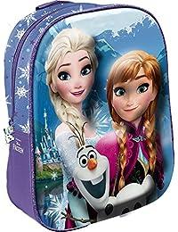 Star Licensing Disney Frozen Zainetto 3D per Bambini, 31 cm, Multicolore