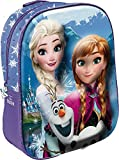 Star Licensing Disney Frozen Zainetto 3D per Bambini, 31 cm, Multicolore