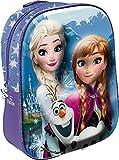 Toalla de Disney Frozen Mochila 3D para niños, 31cm