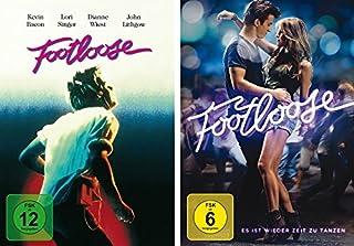 Footloose (1984) + Footloose-es ist wieder Zeit zu tanzen (2011) im Set - Deutsche Originalware [2 DVDs]