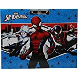 HMI Licensed Disney & Marvel Characters Drawing Clip Board Exam Board, A3 Size (Spiderman)