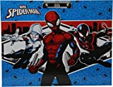 #3: H M International Disney & Marvel Characters Drawing Clip Exam Board, A3 Size (Spiderman)