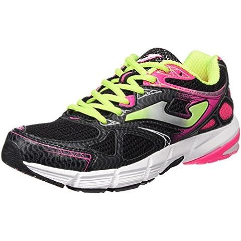 Joma R.vitaly Lady 601 Negro-fucsia - Zapatillas de running Mujer