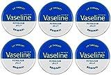 Vaseline - Lippen Therapie Petroleum Gelee 20g Original x 6