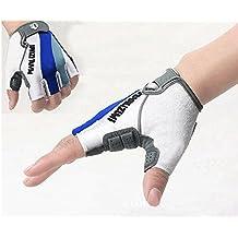 Guantes de ciclismo Nexify (Medio dedo) con protector de cadena – Mejora en la fuerza de agarre, control y flexibilidad – transpirable, ligero de resistencia a la abrasión - Medium