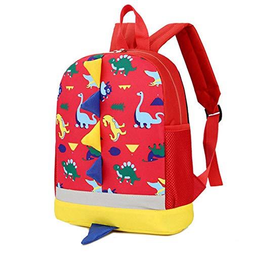 Rucksack Damen Elegant Umhängetasche Weant Rucksack Mädchen Dinosaurier-Muster Schultasche Anti-Diebstahl Tagesrucksack Wanderrucksack Handtasche Schulrucksäcke Reiserucksack für Schule Arbeit Reise - 25 Tagesrucksack