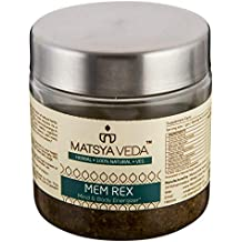 Matsya Veda Memrex - Brain Supplement with Brahmi, Shankhpushpi & Kesar - 250 gms