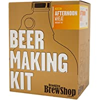 Brooklyn Brew Shop - Beer Making Kit Afternoon Wheat