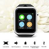 yuntab gd19s Smartwatch Touch Bildschirm für iOS, 2502d CPU, unterstützt Bluetooth SIM-Karte