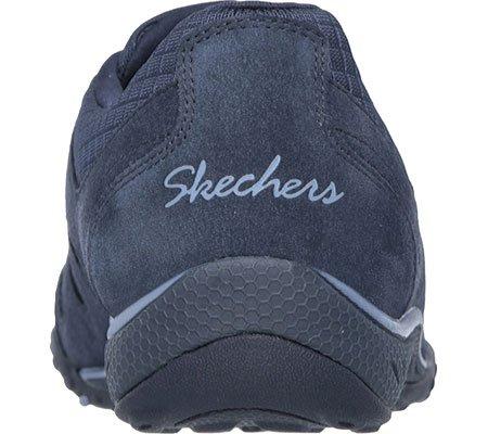 Skechers - Breathe-easyimagine, Scarpe da ginnastica Donna Navy
