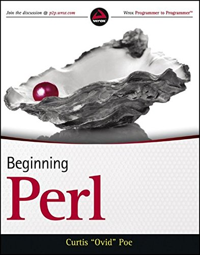 Beginning Perl (Wrox Programmer to Programmerwrox Beginning Guides)