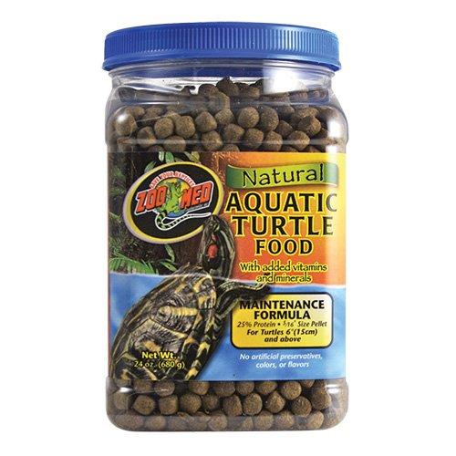 Natural Aquatic Turtle Food 24oz (Turtle Natural Aquatic Food)