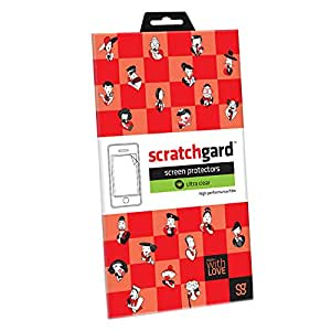 Scratchgard Ultra Clear Protector Screen Guard for Samsung Metro XL SM-B355E