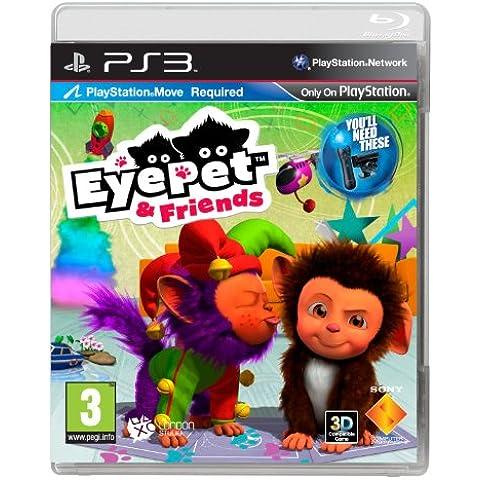 Eyepet and Friends (PS3) [Importación inglesa]