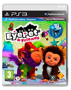Eyepet & Friends - Move Required (PS3)