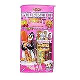 Polaretti Fruit Girl Ice Eis cream Lollies mit Fruchtsaft zum Einfriere 10x 40ml