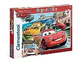 Clementoni 26940.2 - Puzzle App 60 Teile Cars